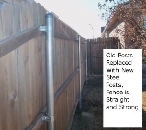 Fence Repair Fence King
